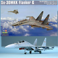 HOBBY BOSS 1/48 SUKHOI SU-30MKK FLANKER G RUSSIAN/CHINA AIR SUPERIORITY FIGHTER