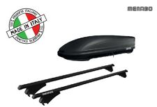 KIT BARRE PORTATUTTO TIGER + BOX MARATHON 320 LT MENABO BMW SERIE 3 TOURING