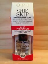 OPI O.P.I. Chip Skip Manicure Prep Coat  Full Size  New  Boxed  Free Shipping
