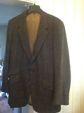 Men's Chester Barrie Saville Row Tweed Hunting Jacket