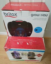New listing Open Box Britax Grow With You Harness-2-Booster Car Seat, Cool Flow Black & Teal