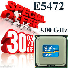 Intel® Xeon® Processor E5472 SLANR(12M Cache, 3.00 GHz, 1600 MHz FSB) 80W