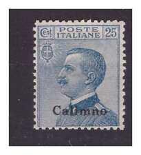 ISOLE EGEO  CALINO 1912 -  Centesimi 25   NUOVO **