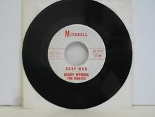BUDDY WYMORE & THE KNAVES, 45 RPM VG++