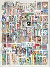 Algérie  rare lot de  timbres neufs  poste  poste aérienne  et q/q divers */**