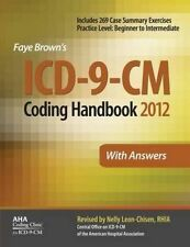 ICD-9-CM Coding Handbook, With Answers, 2012 Revised Edition (ICD-9-CM CODING HA