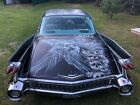 1959 Cadillac Series 62 stock 1959 Cadillac Series 62 Coupe Black RWD Automatic stock