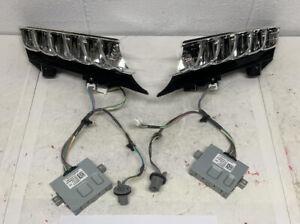 2018-20 Honda Accord Left/Right LED Set W/ Harness, Modules Retrofit (Low Beam)