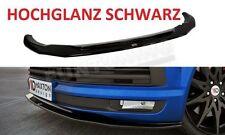 VW T6 Diffusor Lippe BUS Spoilerlippe Frontspoilerlippe Frontansatz Bumper LIP