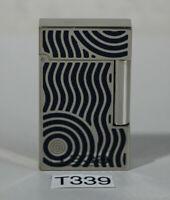 S.T. Dupont Feuerzeug Neptune Linge 2 Line 2 Limited Edition #Specimen(T339-R80)
