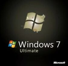 Microsoft Windows 7 Ultimate| 32/64 bit| SP1| Download Link & Activation Key|