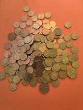 LOTTO DI 200 MONETE LIRA ITALIANA ITALIAN COINS