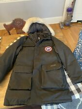 Mens Canada Goose Down Parka Citadel Medium Med M
