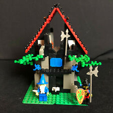 Lego 6048 Majisto's Magical Workshop Dragon Masters Ritter Ritterburg complete