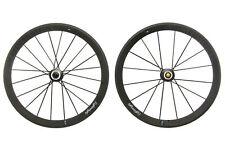 Lightweight Meilenstein Road Bike Wheel Set 700c Carbon Clincher Campagnolo 11s