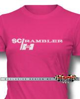 AMC Hurst S/C Rambler 1969 Emblem logo T-Shirt for Women Multiple Colors & Sizes