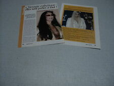 B217 CHER '2002 FRENCH CLIPPING