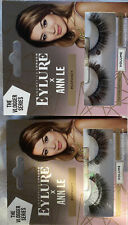 Two 2 pairs Eylure Eyelashes - The Vlogger Series - Ann Le - #Sofancy ~New~