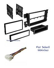 Car Stereo Radio Install Dash Kit Combo 2006 2007 2008-2013 Suzuki Grand Vitara