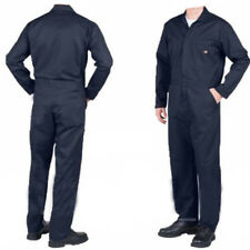 Mens Navy Coveralls Boiler suit Overalls for Warehouse Garages Students worker