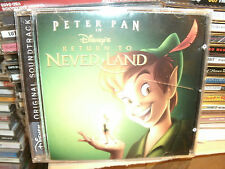 Joel McNeely - Disney's Return to Never Land (Original FILM Soundtrack, Original
