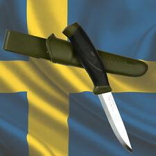 MORAKNIV COMPANION MG STAINLESS - Mora Knives of Sweden Survival Bushcraft Knife