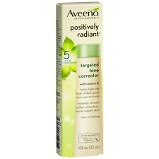 AVEENO POSITIVELY RADIANT TARGETED TONE CORRECTOR 1.1 FL oz. New in box