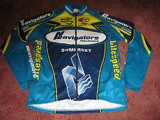 NAVIGATORS SOMERSET BIEMME L/S ITALIAN CYCLING JERSEY [L/4]