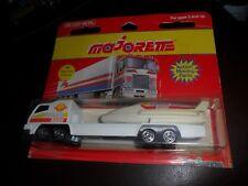 Majorette 300 Series Space Craft Shuttle Transporter Diecast Toy Truck #329