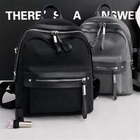 Women Fashion Leather Travel Shoulder Girls Backpack School Rucksack Bag Satchel