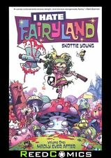 I HATE FAIRYLAND VOLUME 1 MADLY EVER AFTER GRAPHIC NOVEL Paperback Collects #1-5
