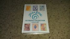 Yoga Zone: Ultimate Collection 6-Pack (DVD, 2002, 6-Disc Set)