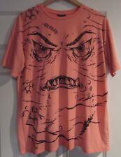 Topshop Creature Black Lagoon Shirt S/M