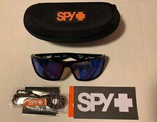 """Spy """"Rocky"""" Black With Happy Bronze Polarized with Blue Spectra Lens"""