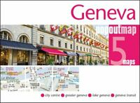 Geneva PopOut Map by PopOut Maps 9781910218686 | Brand New | Free UK Shipping