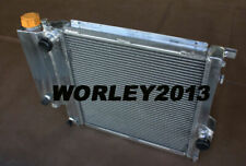 2 row aluminum radiator for BMW E36 316i 318i 320i 323i 325i Z3 4Cyl 6Cyl manual