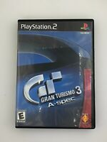 Gran Turismo 3 A-spec - Playstation 2 PS2 Game - Complete & Tested