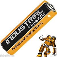 1 x AA Duracell Industrial Alkaline Battery MN1500 LR6