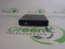 HP Elitedesk 800 G1 Mini Core i7-4785T 2.2GHZ 8GB DDR3 500GB HDD Win 7 Pro COA