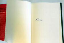 Gordie Howe Autographed Signed Whalers Mr. Hockey Book UACC RD C