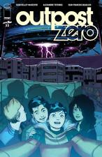 Outpost Zero #1  Image Comics First Print