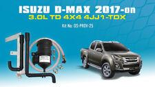 Mann ProVent Oil Catch Can Kit for Isuzu D-MAX MU-X 2017-on 3.0L TD 4JJ1-TCX