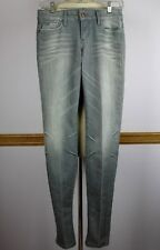 JOE'S JEANS CHELSEA Sz 24, Skinny Jeans w/ Gray Acid Wash, Women