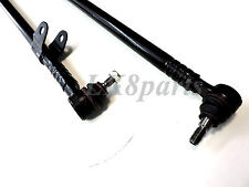LAND ROVER DISCOVERY 2 99-04 STEERING DRAG LINK & TRACK TIE ROD END BAR SET x2