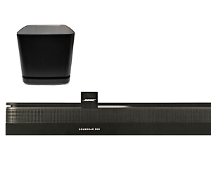 BOSE Soundbar 500 + Bass Module 500 schwarz 3.1 Set