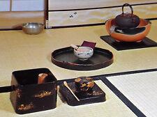 URASENKE Japanese Tea Ceremony Chado Temae Book 11 Chabako Unohana Wakei Chanoyu