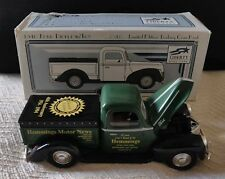 1940 Ford Pickup w/Tonneau Cover ~ Limited Edition Coin Bank ~ Liberty Classics