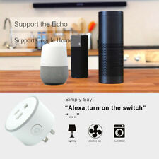 AC Mini Smart Plug WiFi Outlet Remote Control Socket Smart phone US Plug