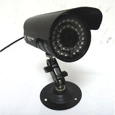 HD CCTV SONY CCD 800TVL Security Outdoor Camera IR Color Bullet, 3mp 6mm lens