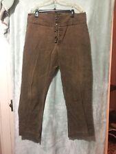 Mens Civil War Pioneer Pants